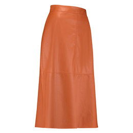 Studio Anneloes Maxime Faux Leather Skirt