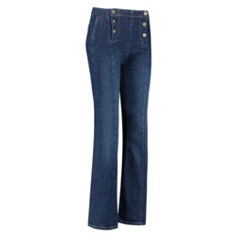 Studio Anneloes Sailor Flare Jeans Trousers