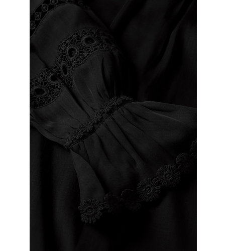 Fabienne Chapot Boho Blouse Black