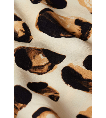 Fabienne Chapot Bobo Skirt Oatmeal Chocolate Br