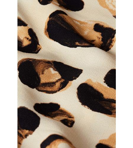Fabienne Chapot Dorien Dress Oatmeal Chocolate Br