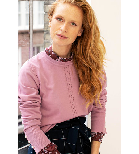 Studio Anneloes Pearl Pullover Old Pink