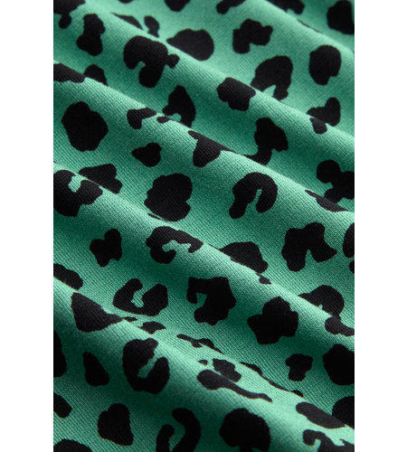 King Louie Iris Skirt Bobcat Neptune Green