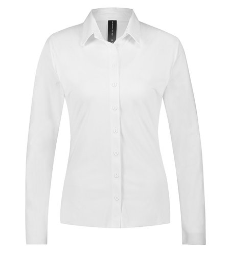 Jane Lushka Blouse Betty Easy Wear White