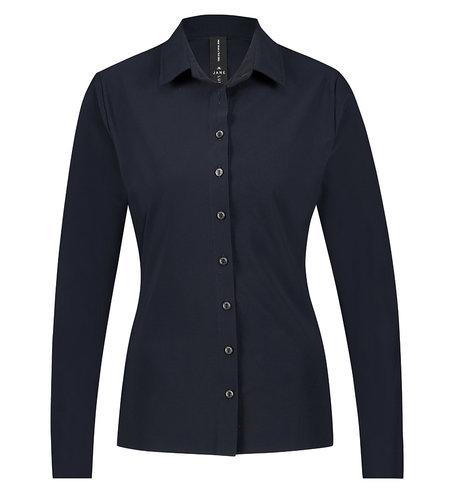 Jane Lushka Blouse Betty Easy Wear Blue