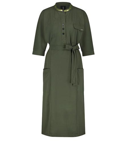 Jane Lushka Dress Dakota G Army