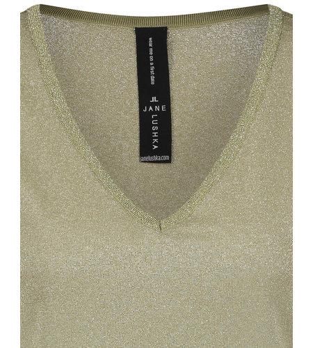 Jane Lushka T Shirt Leny Light Green
