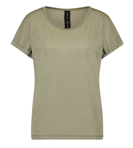 Jane Lushka Hope T Shirt Light Green