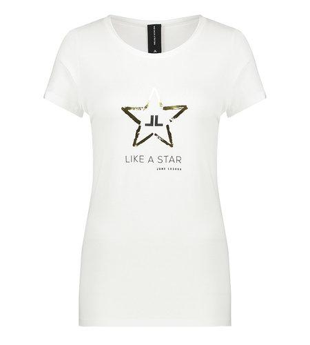 Jane Lushka T Shirt White