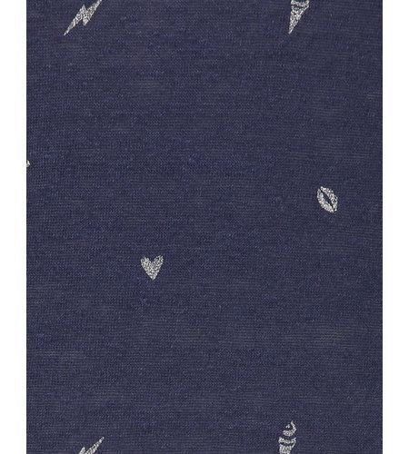Jane Lushka T Shirt Linen 2 Blue