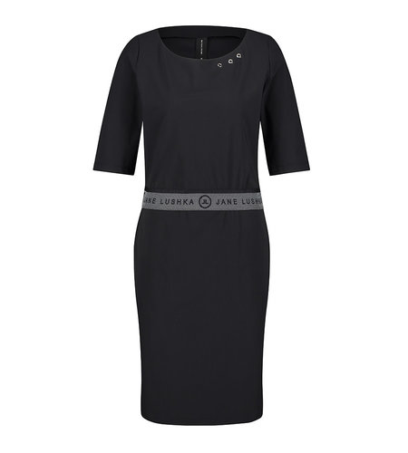 Jane Lushka Dress Maya Black