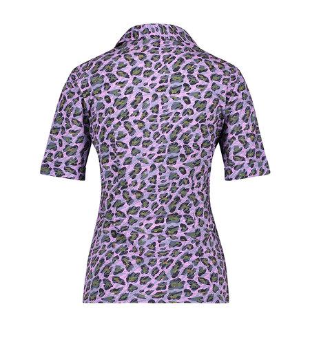 Jane Lushka Blouse Lida Purple