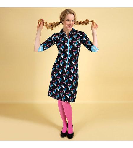 Margot Dress Helga Handywork 1123