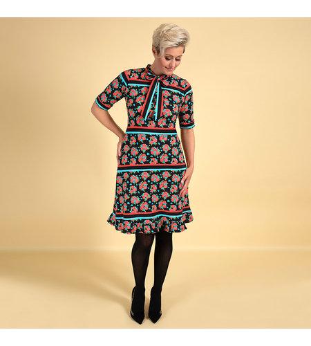 Margot Dress La Lisa Bowshell 1124