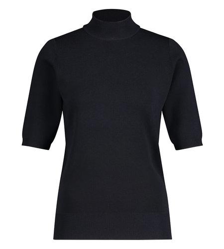Studio Anneloes Quinta Shirt Dark Blue