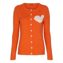 Margot Cardigan Goldfish Orangelove