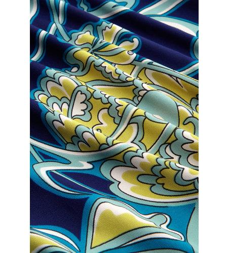 King Louie Anna Dress Coronado Peacoat Blue