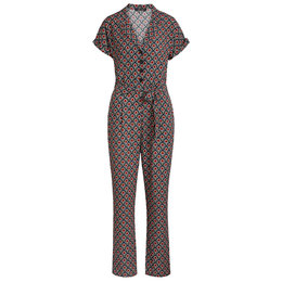 King Louie Daisy Jumpsuit Palmer