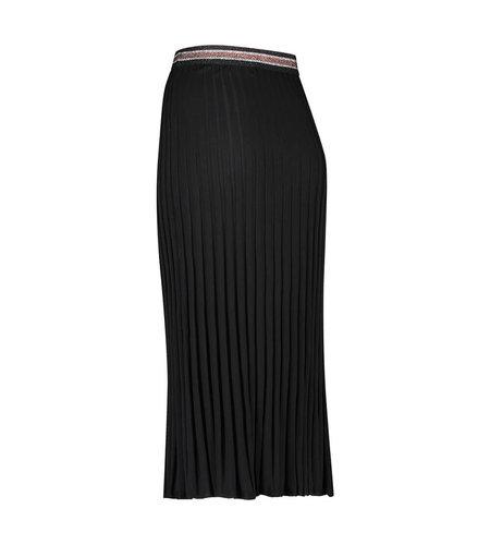 Studio Anneloes Micki Pleated Skirt Black