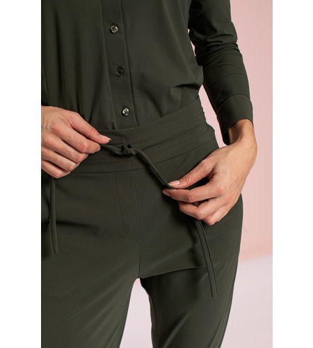 Studio Anneloes Startup Trousers Green