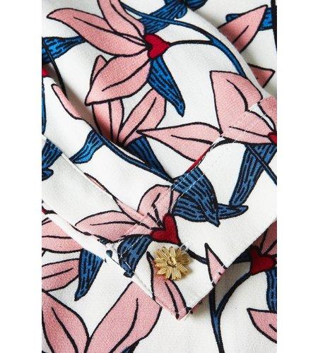 Fabienne Chapot Hayley Dress Cream Lotus Lover