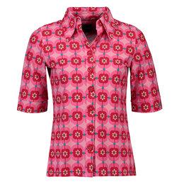 Tante Betsy Button Shirt Retro Daisy