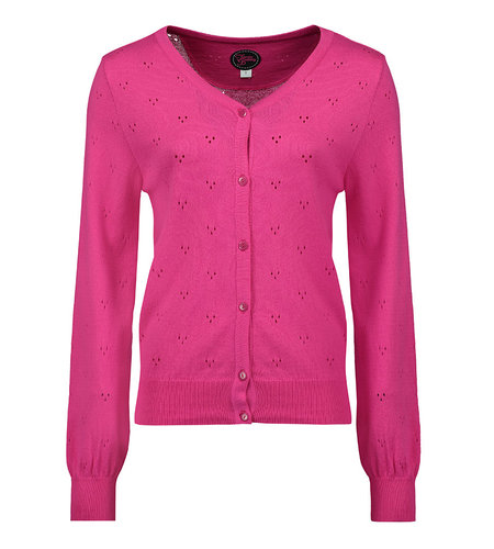 Tante Betsy Cardi Sissie Summer Pink