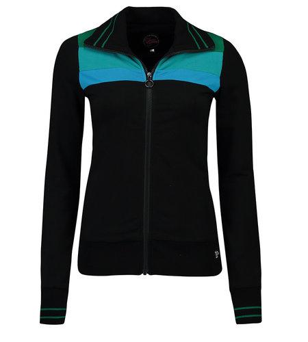Tante Betsy Sporty Jacket Multi Black