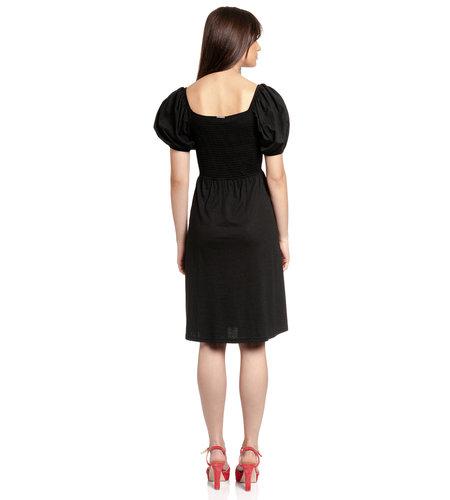 Vive Maria Fiesta Dress Black