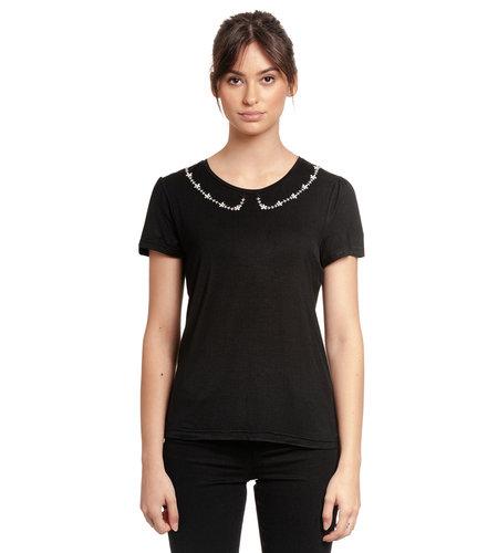 Vive Maria Flower Day Shirt Black