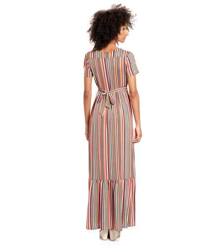 Vive Maria Mexico Summer Dress Multicolor