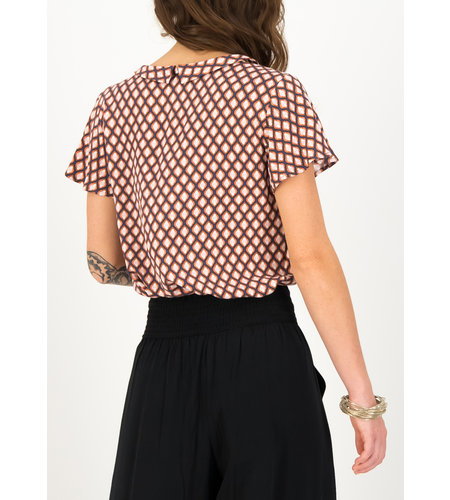 Blutsgeschwister Feed The Birds Blouse 3