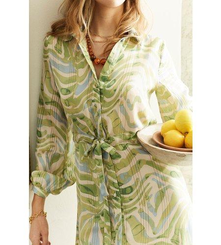 Fabienne Chapot Frida Long Dress Jungle Fever