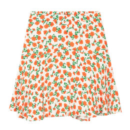 Alix The Label Woven Fresh Flower Short Skirt