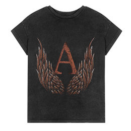 Alix The Label Knitted A Wings T-Shirt