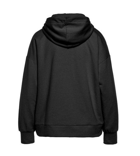 Goldbergh Fiza Longsleeve Hooded Top Black