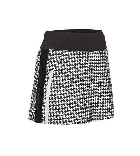 Goldbergh Petra Skirt With Inner Short Black