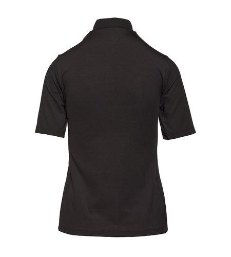 Goldbergh Joeli Short Sleeve Top Black
