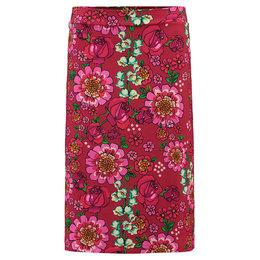 Tante Betsy Midi Skirt Mod Flowers