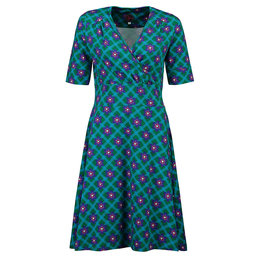 Tante Betsy Dress Swirley Chekkie Daisy