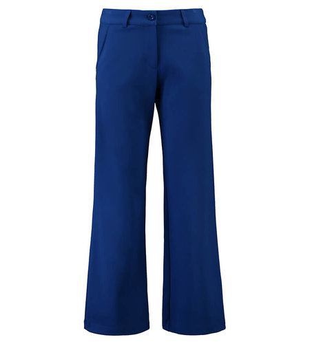 Tante Betsy Baggy Trousers Punti Blue