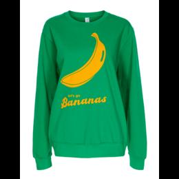 Margot Sweat Shirt Lets Go Bananas