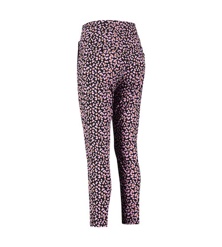 Studio Anneloes Startup Double Dot Trousers Black Camel