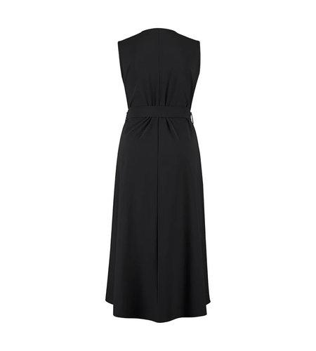 Studio Anneloes Sigrid Shortsleeve Dress Black