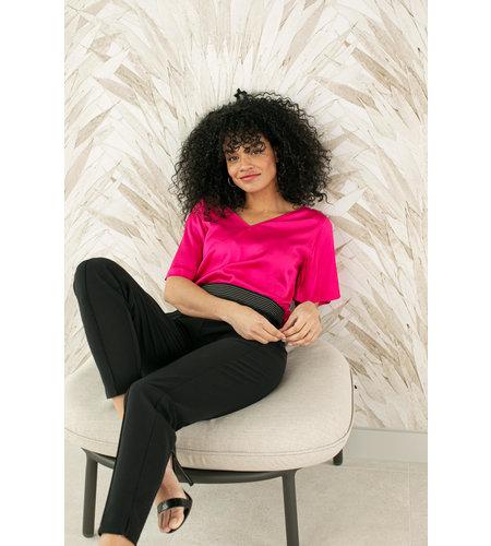 Studio Anneloes Kate Fancy Trousers Black
