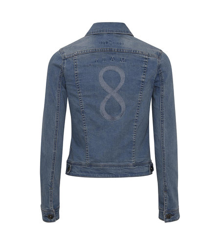Costa Mani Denim Jacket Blue Blue