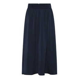 Costa Mani Recycle Skirt Navy