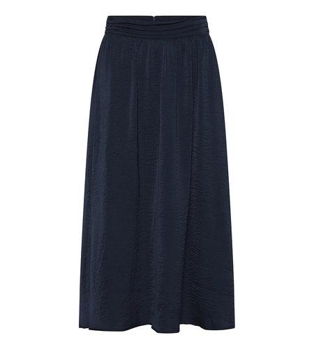 Costa Mani Recycle Skirt Navy Navy