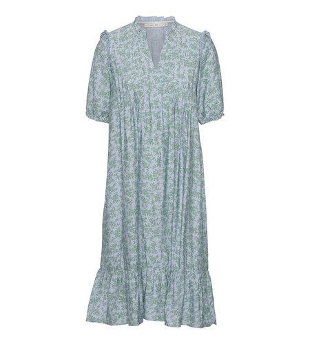 Costa Mani Tenna Dress Summer Blue Summer Blue