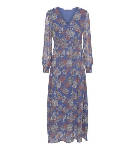 Costa Mani Daisy Annebel Dress Blue Blue